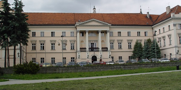 Budynek Starostwa Powiatowego w Kaliszu