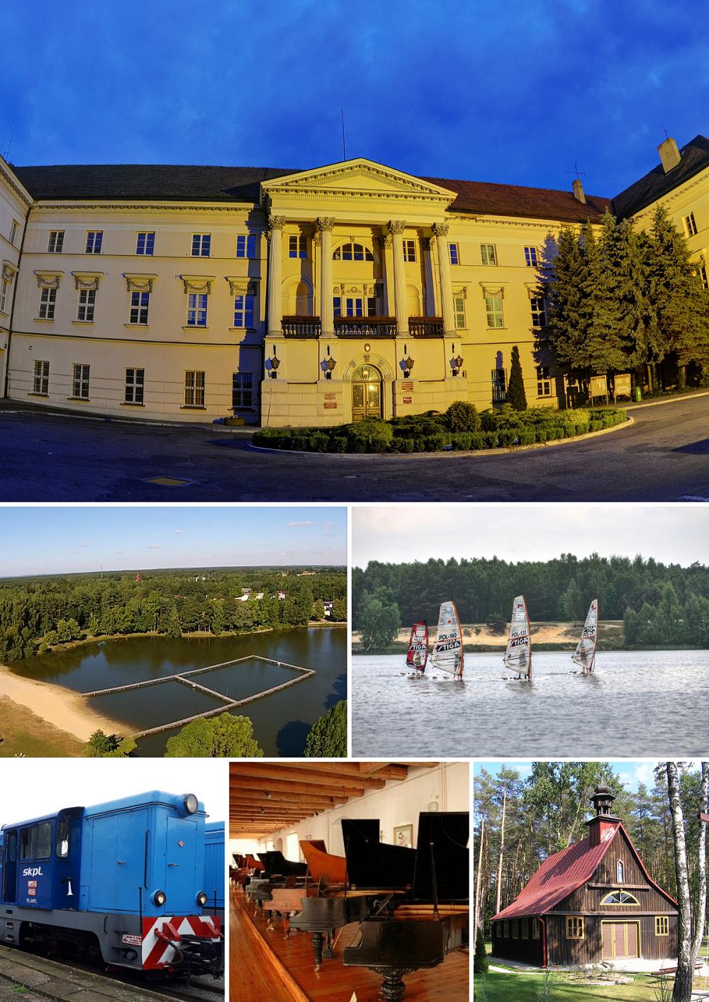 atrakcje powiatu kaliskiego