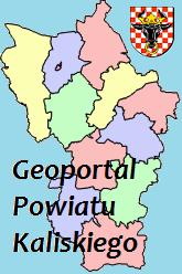 Geoportal powiatu kaliskiego