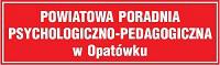 Powiatowa Poradnia Psychologiczno-Pedagogiczna w Opatówku