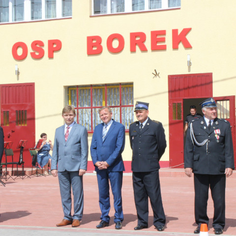 OSP Borek